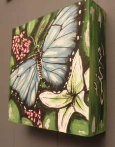 Thyroid Awareness Month Contest: Win a Painting by, Allyson Averell